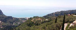 horizon apartments corfu-seaview