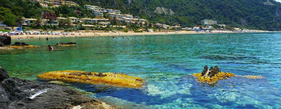 Horizon Apartments Corfu-glyfada beach