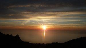 horizon apartments corfu-sunset
