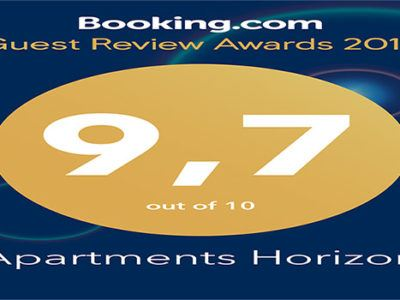 Horizon Apartments Corfu Award 2018